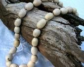 Save 20.00! - Natural Paxiubinha Bead Necklace - On Sale