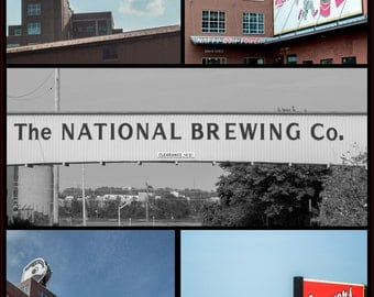 Brewers Hill. Natty Boh. Beer. Baltimore. Photography.