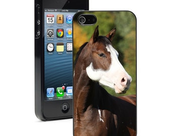 For Apple iPhone 4 4s 5 5s 5c 6 6s Plus Hard Case Cover 1149 Beautiful Paint Horse