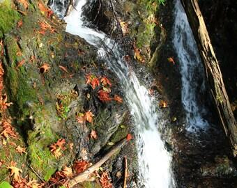 Waterfall (unframed)