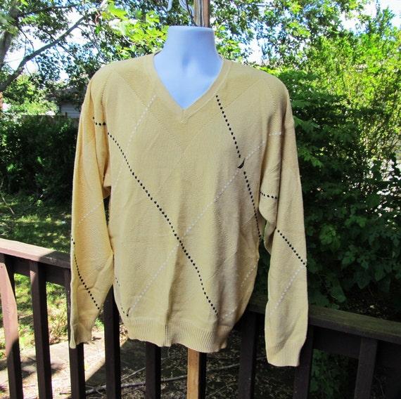 Vintage Men S Sweater 69