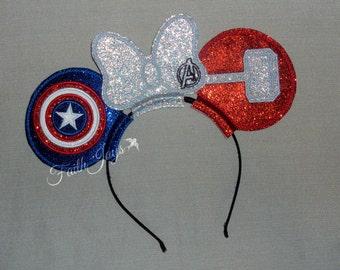 Avengers Ears Headband
