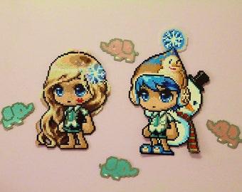 Custom MapleStory Perler Bead Pixel Art Order