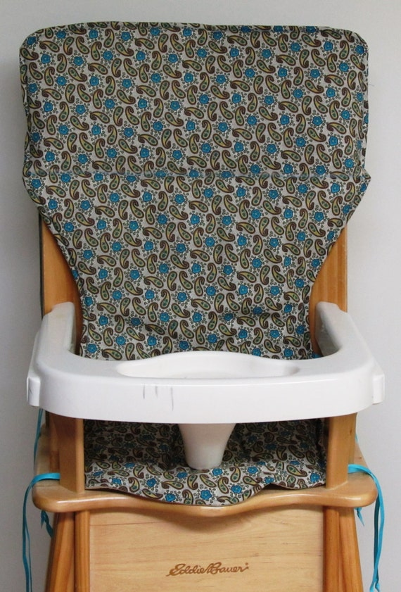 salehigh chair cover eddie bauer wooden high chair pad
