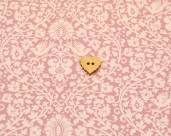 Tilda Fabric - Addie Pink - Metric Half Metre (H)