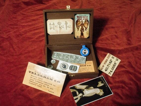 Bioshock Infinite Bookers Box prop replica