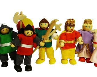 Dolls castle family