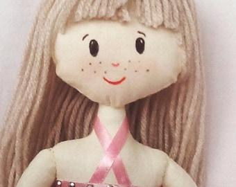 Handmade Ballarina Doll