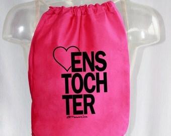 DaughterHeart- bag - rucksack