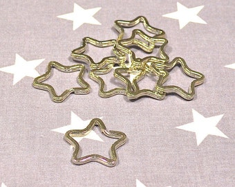 Key ring Star 3, 3 cm