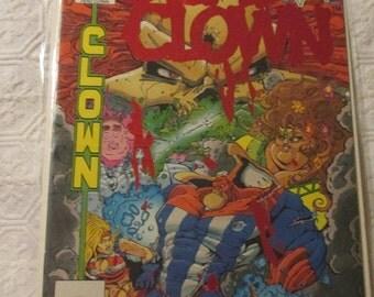Dead Clown Comic Book #1