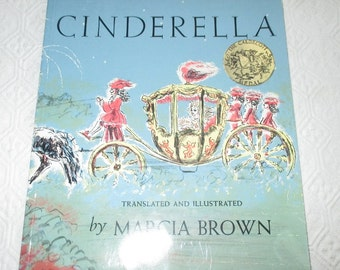 Cinderella by Marcia Brown 1954