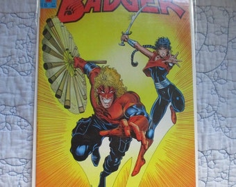 Badger Comic Book