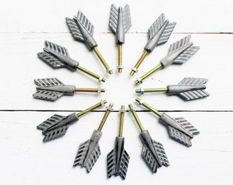 Urban Home Decor-Loft Decor-Shabby Chic Hardware-Spring Home Decor-Fall Trends-Winter Decor-Arrows-Arrow Decor-Arrow Knobs-Cabin-Winter