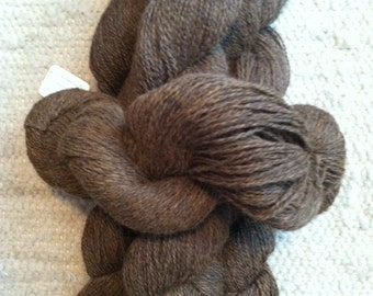 100% all natural alpaca yarn