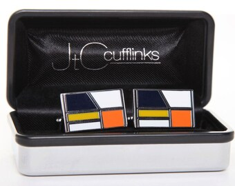 Exclusive limited edition Art deco cufflinks
