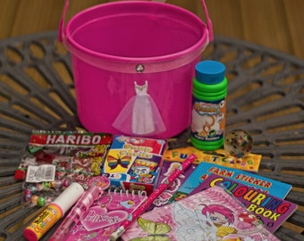 Children Activity Bucket - Princess Bucket