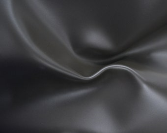 "Dark Green Brown on Green Leather Cow Hide 12"" x 12"" Pre-cut 4 ounces smooth TA-26801 (Sec. 5,Shelf 3,A)"