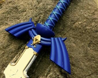 Master Sword Blue