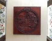 Victorian Wooden Sleigh, ...