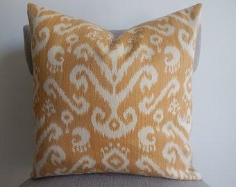 Ikat modern 18x18,19x19,20x20, pillow cover, decorative pillow.throw pillow,accent pillow,same fabric front and back