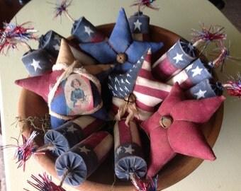 Patriotic Bowl Fillers