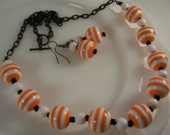 Halloween Jewelry Set