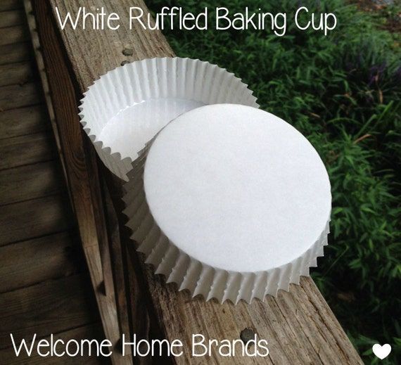 Welcome Home Brands Ruffled Baking Cups Quiche Tart Bakers
