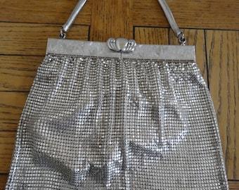 Vintage Mesh Handbag - Cute!!
