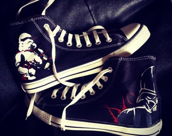 NEW Star Wars Converse