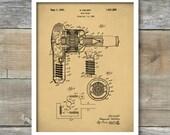 Hair Dryer Patent, Hair Dryer Poster, Hair Dryer Print, Hair Dryer Art, Hair Dryer Decor, Hair Dryer Blueprint, Hair Dryer Wall Art P162