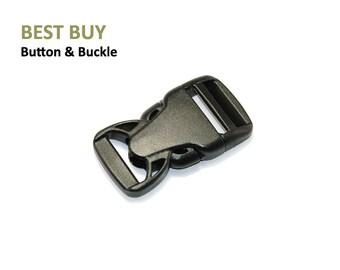 """10 pcs Rock Lockster Side Release Buckles 3/4"""", 1"""", 1 1/2"""" #PZDX7145-7146"""