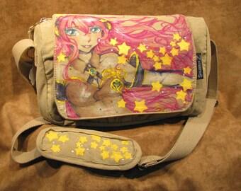Megurine Luka CV03 Vocaloid Original Artwork Shoulder Bag 5915n7