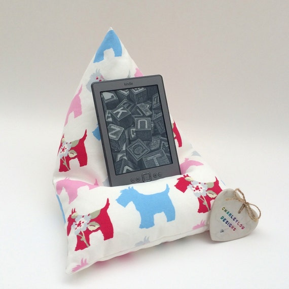 Cute Tablet Pillow : Tablet Pillow Gadget Pillow Tablet Stand Ipad by CharleyLouDesigns