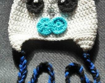 Captain barnacle inspired beanie