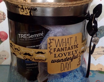 One off Personal Care Men's Gift Jar