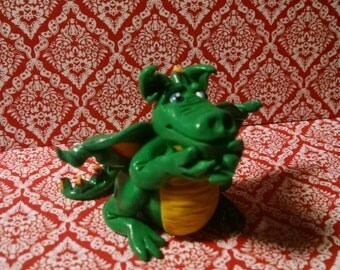 Giggling dragon
