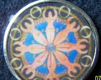 River Goddess Pendant
