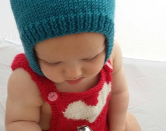 Pixie hat, baby cap, baby bonnet, new baby hat, baby gift, baby shower gift, new baby cap, pixie cap, new baby gift 1-2yrs