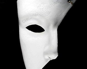 Paintable Phantom Mask