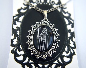 Darth Vader - Star Wars - Necklace