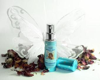 FAIRY MAGIC PERFUME| 5ml Moon/Star engraved atomizer| For Her | Girl Perfume| Birthday Gift|