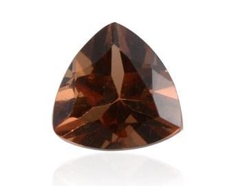 Mocha Scapolite Trillion Cut Loose Gemstone 1A Quality 5mm TGW 0.30 cts.