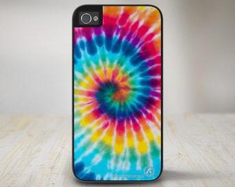 """Tie Dye 5s Case, Tie Dye iPhone 5 Case, Tie Dye iPhone Case Protective Tie Dye Phone Case """"Tie Dye""""  50-615"""