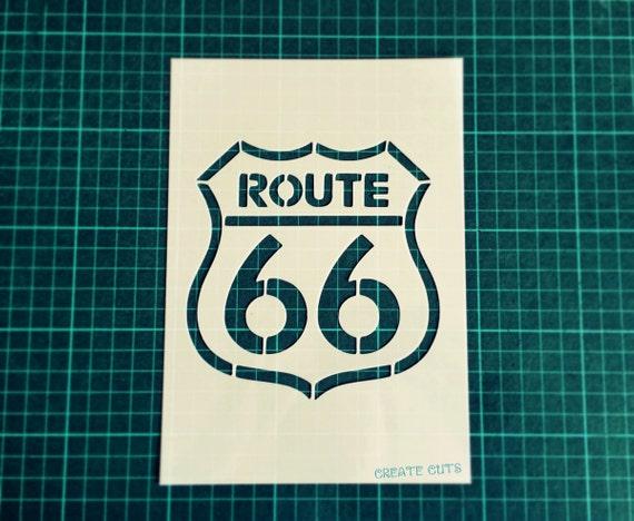 deco gateau route 66