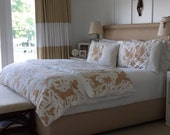 Items Similar To Magnificent Otomi Duvet For Queen Or King
