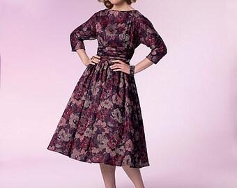 Butterick Sewing Pattern B6242 Misses' Dress
