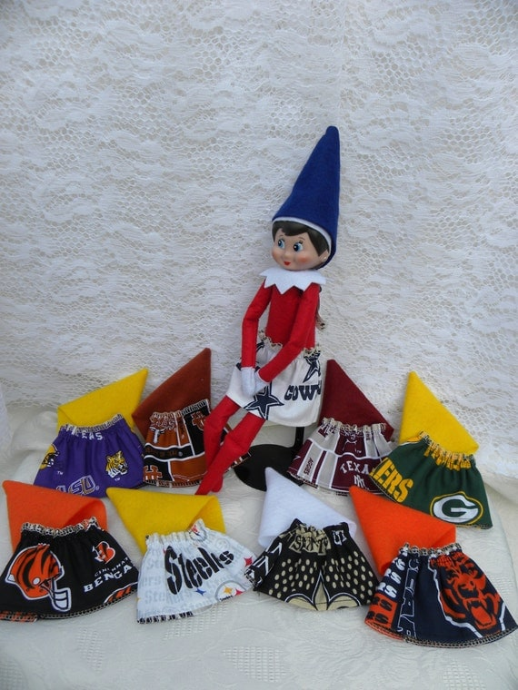Christmas Elf Clothes Choose One Skirt Amp Cap For Your
