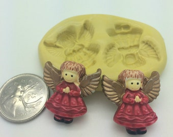 Angels Molds Set Silicone Mold