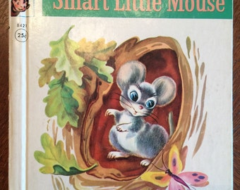 Smart Little Mouse Book; 1958; Rand McNally Book
